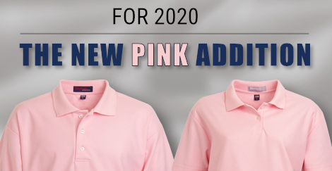 For 2020, The New Pink Addition